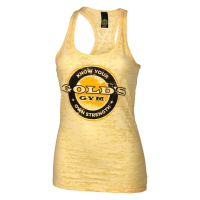 Ladies-Tanks-von-Golds-Gym