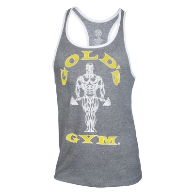 Stringer-Tank-Top-von-Golds-Gym-Muscle-Joe-arctic-white