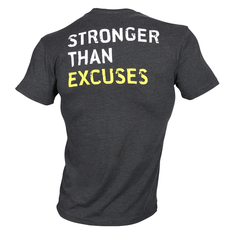 T-Shirts-von-Golds-Gym-Stronger-Than-EXCUSES_b2