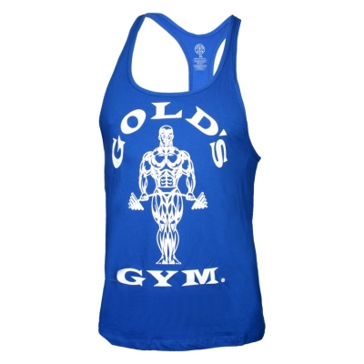 Tank-Top-von-Golds-Gym-Classic-Stringer-royal